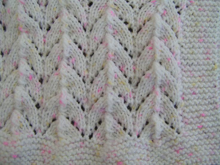 Free Knitting Baby Blanket Patterns | Free Knitting Baby Blanket Patterns