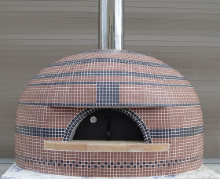 Assembled Commercial Pizza Ovens