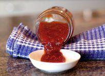 Tomato Chilli Jam from The Orgasmic Chef