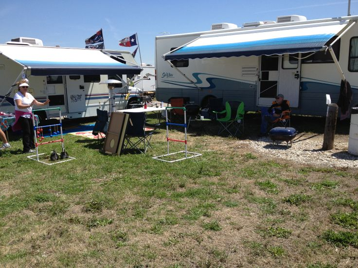 Nascar Texas Motor Speedway Camping With The Heirs