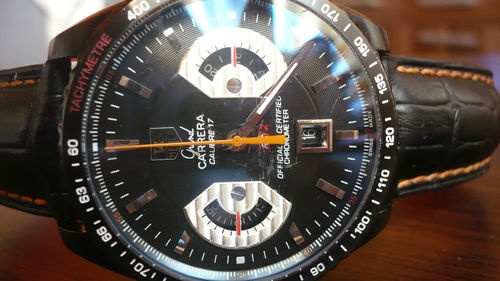 Tag Heuer Grand Carrera Calibre 17 RS2 Japanese