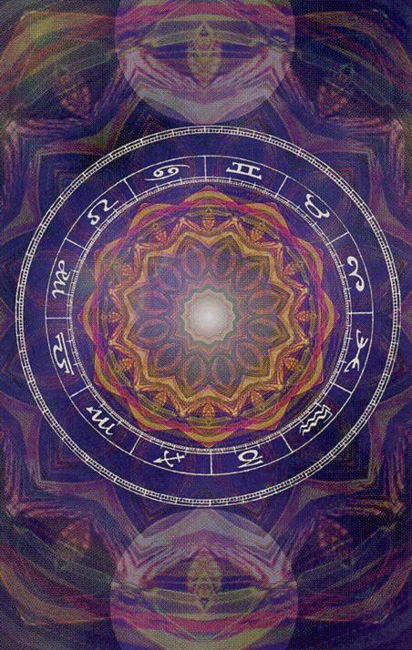 Ananda Kurt Pilz - Ananda Tarot - Wheel of Fortune