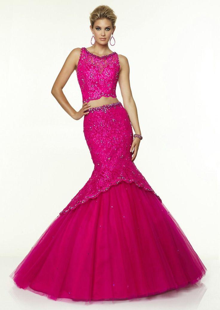 Mejores 50 imágenes de Two Piece Prom Dresses en Pinterest ...