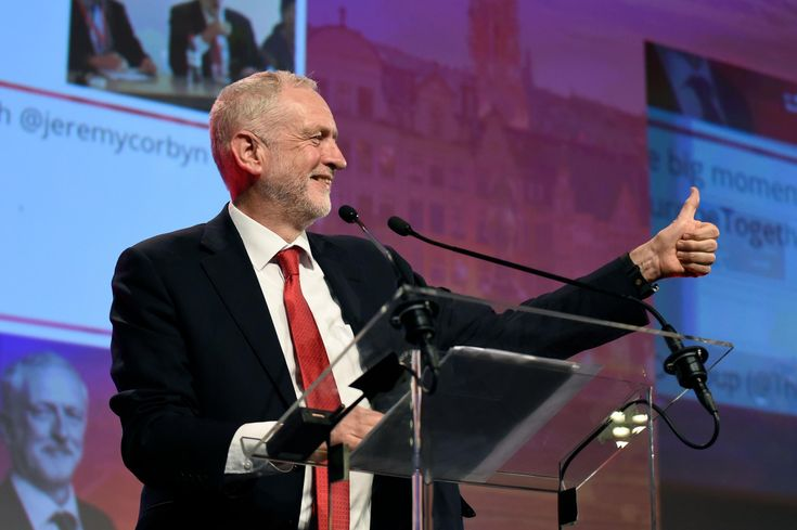 "Jeremy Corbyn has warned centre-left parties across Europe that they must follow his lead and abandon the neoliberal economics of the imagined ""centre ground"" if they want to start winning elections again."