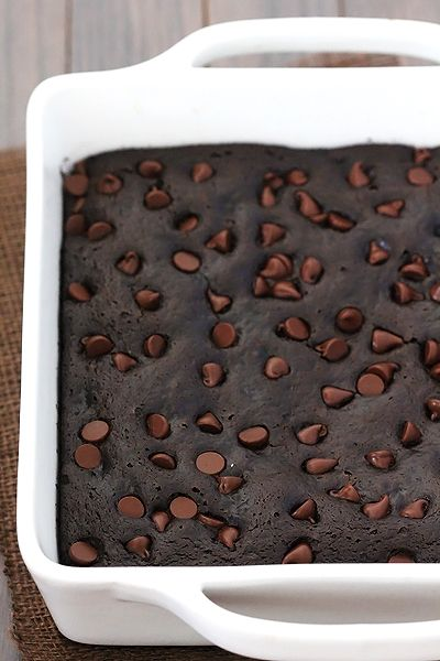 Made with everyday ingredients (plus some avocado!), these brownies are a favorite with vegans and non-vegans alike!   gimmesomeoven.com