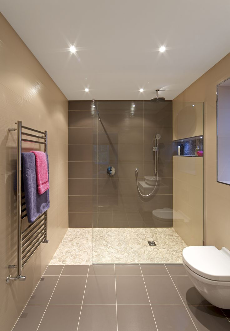 Gallery Website Spacious and clean this is a very simple yet beautiful bathroom design http