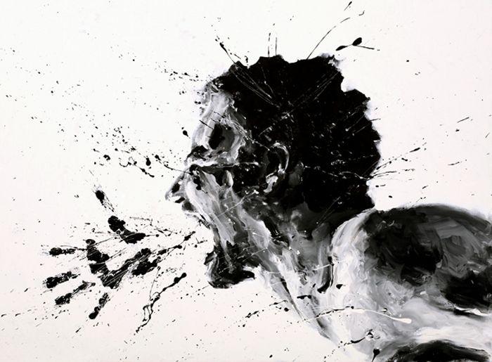 Scream! Image by Paolo Troilo.