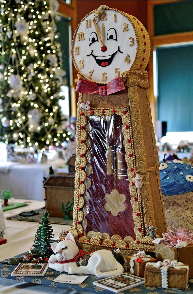104 best gingerbread house cuckoo clock inspiration images for Gingerbread house inspiration