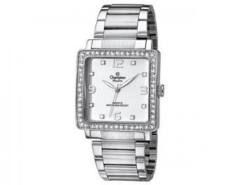 Relógio Champion CH 25696 Q - Feminino Social Analógico