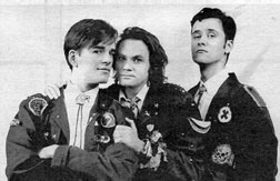 D*A*A*S- Doug Anthony All Stars. Kicked SO many levels of arse.