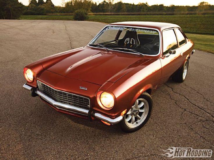 112 best Chevy Vega images on Pinterest | Chevy, Chevrolet vega ...
