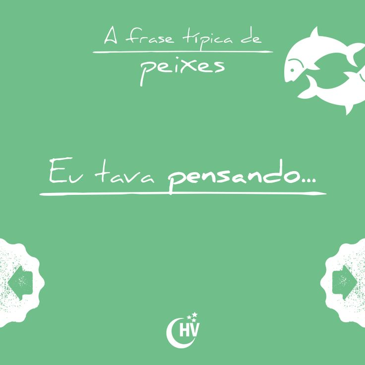 Frase de Peixes. #horóscopovirtual #signos #zodíaco #frases #peixes