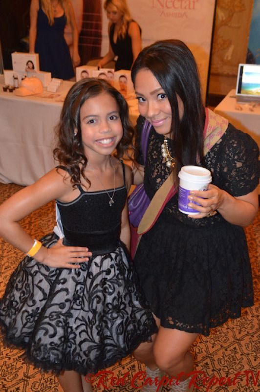 Asia Monet Ray & Quinn Marie at Secret Room Events Red Carpet Style Lounge #Emmys http://www.redcarpetreporttv.com/2014/08/25/family-pets-and-pampering-featured-at-this-years-secret-room-events-red-carpet-style-lounge-emmys-giftsuite-secretrooms-swag/