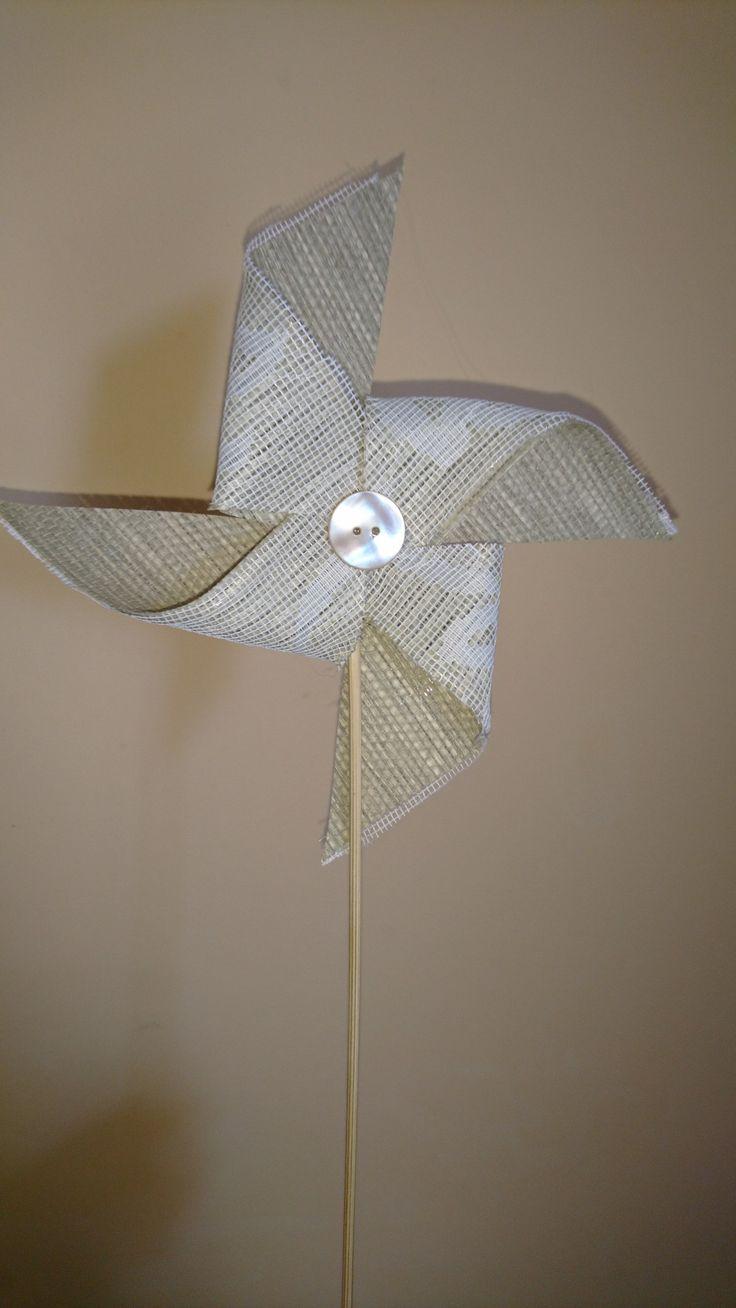 Diy szélforgó/virágbetűző