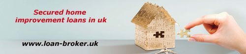 Loan broker uk provides hassle free and secured home improvement or home renovation loans for people in the UK. We introduce you the legitimate lenders who are expertised in providing secured home improvement loans for the uk people. Loan broker also helps people looking for home improvement loans with bad credit and no guarantor.