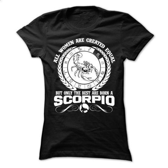 Scorpio - #blank t shirt #cotton t shirts. ORDER NOW => https://www.sunfrog.com/LifeStyle/Scorpio-63598606-Ladies.html?60505