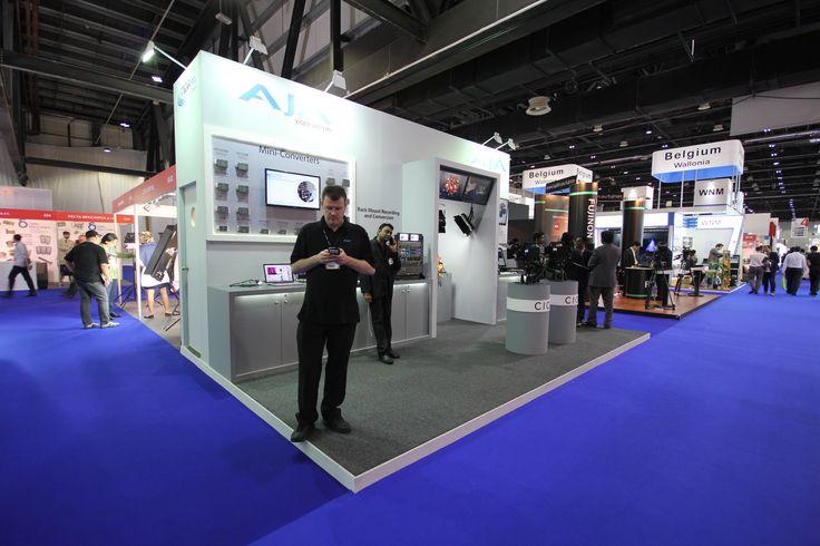MediaSys Stand Design