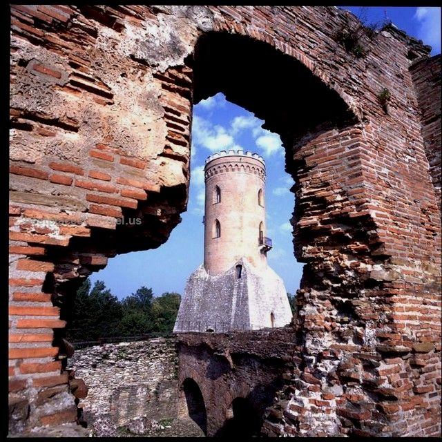 The most beautiful pictures of Romania: Chindia Tower, Targoviste Romania