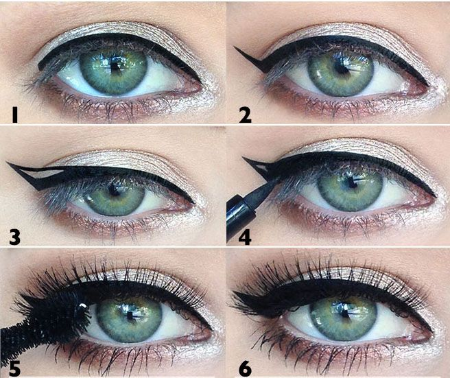 12 best beautiful makeup images on pinterest beauty makeup beauty hacks and beleza. Black Bedroom Furniture Sets. Home Design Ideas