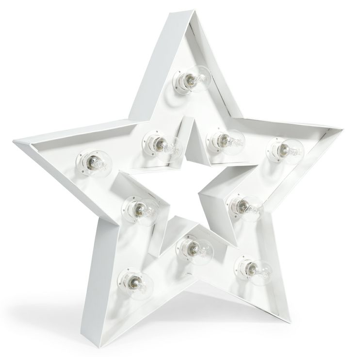 1000 images about stars on pinterest brooches neon and going away - Guirlande lumineuse maison du monde ...