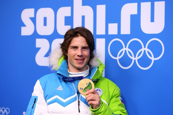 Žan Košir, Team Slovenia, bronze medal #Sochi (A.Fevžer)
