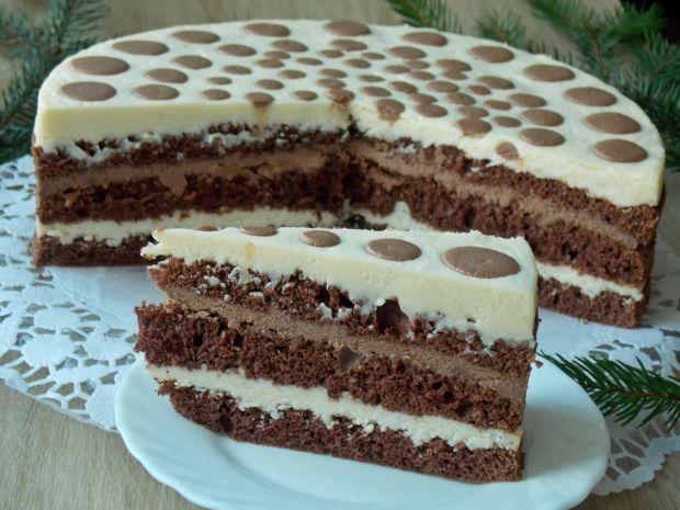 Mleczny tort serowy #tort #mleczny #tortserowy #sweet #pycha #mniam
