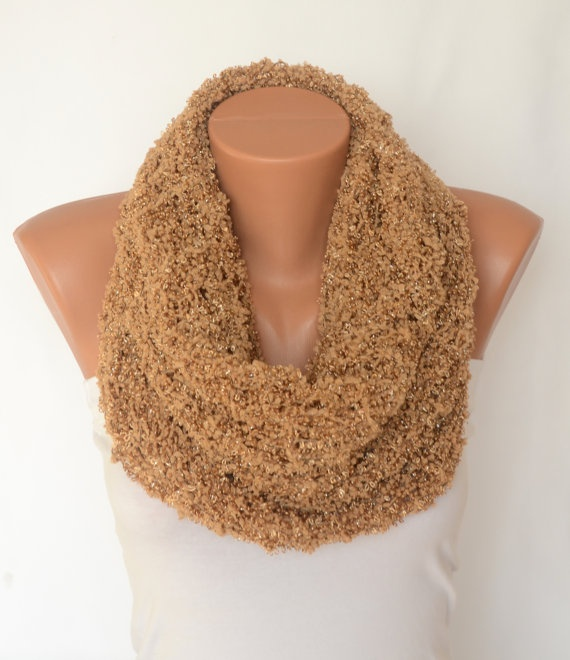 Infinity Scarf Knitting Pattern For Beginners Picture How To Knit An Infinity Scarf Beginners