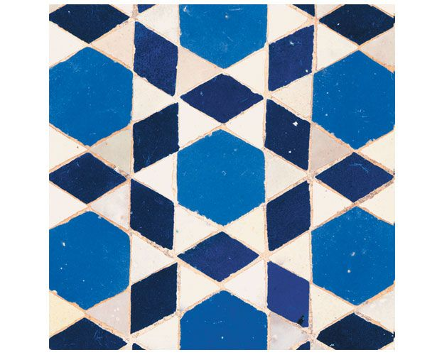 Imports From Marrakesh Zillij Tile Design