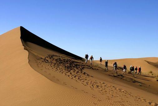 désert du maroc  maroc - ictus voyages