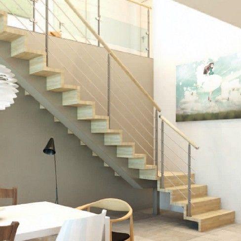 Escaliers contemporains - Bulgnéville Vosges Vittel Contrexeville ...