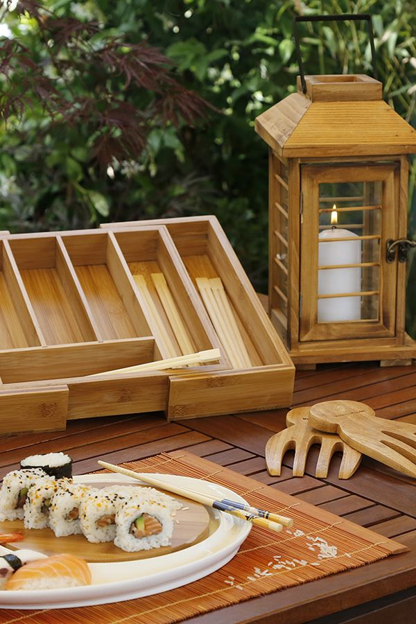 Here you can find everything you need to make your #oriental #dinner: let's shop with style! #Agricola #kitchen #OrientalScent