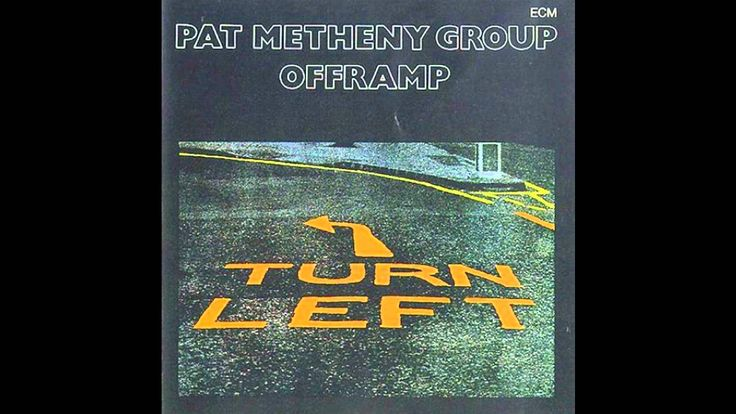 "Pat Metheny Group - 'Are You Going With Me' from ""Offramp"" ... a favorite dreamy, mellow Jazz-fusion piece of the superstar guitarist and his great band from their early days (Original version) - YouTube"