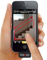 Prexiso IC4 e il primo accessorio al mondo per iPhone che permette di misurare distanze con precisione utilizzando la piu recente tecnologia laser svizzera. Il Prexiso IC4 non e semplicemente un puntatore laser o una applicazione imprecisa per iPhone; si tratta di un prodotto laser innovativo con una soluzione software integrata.