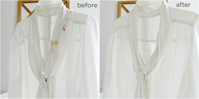 Secret To Removing Makeup Stains From Clothes How Clean