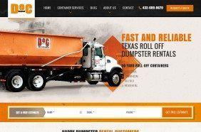 DOC Disposal | Rent a Dumpster | Residential - Commercial - Industrial - Oil Field | Texas Roll Off Dumpsters |