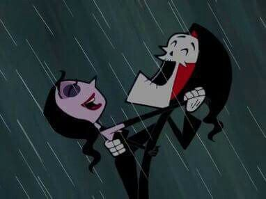 Grim and Malaria - The Grim Adventures Of Billy and Mandy