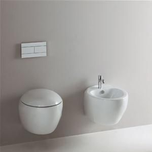 Sanitari sospesi moderni azzurra clas mini design minimal arredo bagno