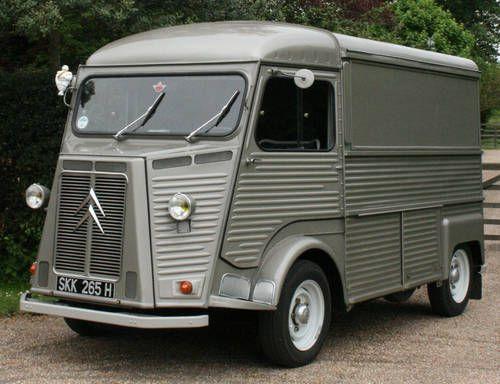Citroën H-Van (FOR HIRE) - Promotions / Filmwork - For Hire (1970)