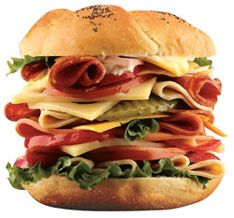 The Sandwich-Making Function of Faith