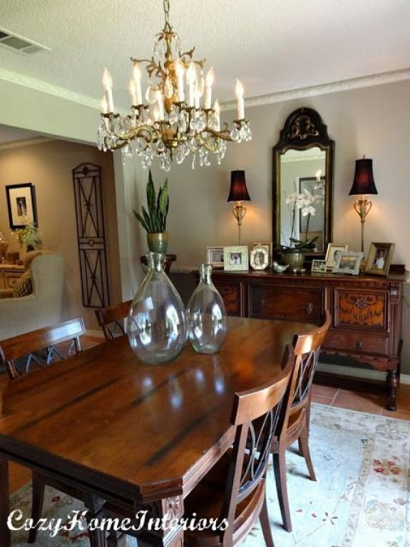 Admirable Traditional Dining Room Decor Ideas For Your Inspiration In 2020 Dining Room Decor Traditional Formal Dining Room Decor Antique Dining Room Furniture
