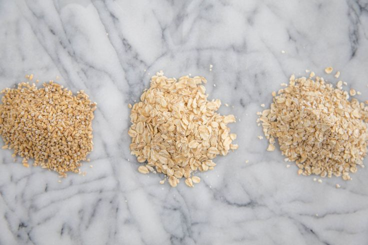 What's the Difference Between Steel-Cut, Rolled, and Instant Oats? — Ingredient Intelligence