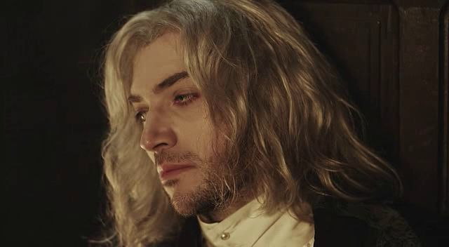"Luke Roberts as Dracula from ""Dracula: The Dark Prince"" (2013). I LOVE LOVE LOVE his voice!!!!!!!"