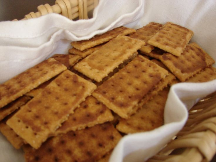 Depression-era Deviled Crackers. Recipe from the 1953 Joy of Cooking.