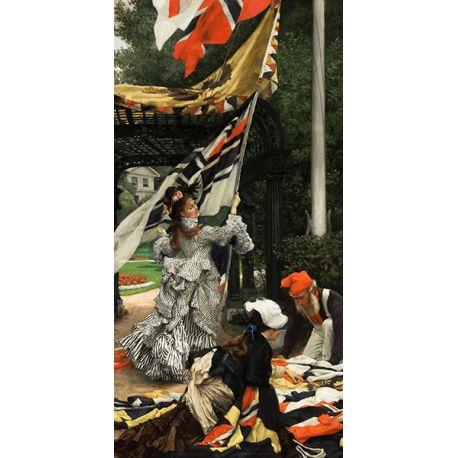 Reprodukcje obrazów James Tissot Still on Top - Fedkolor