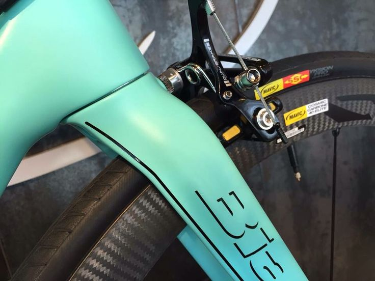 "Bianchi ""Specialissima"""