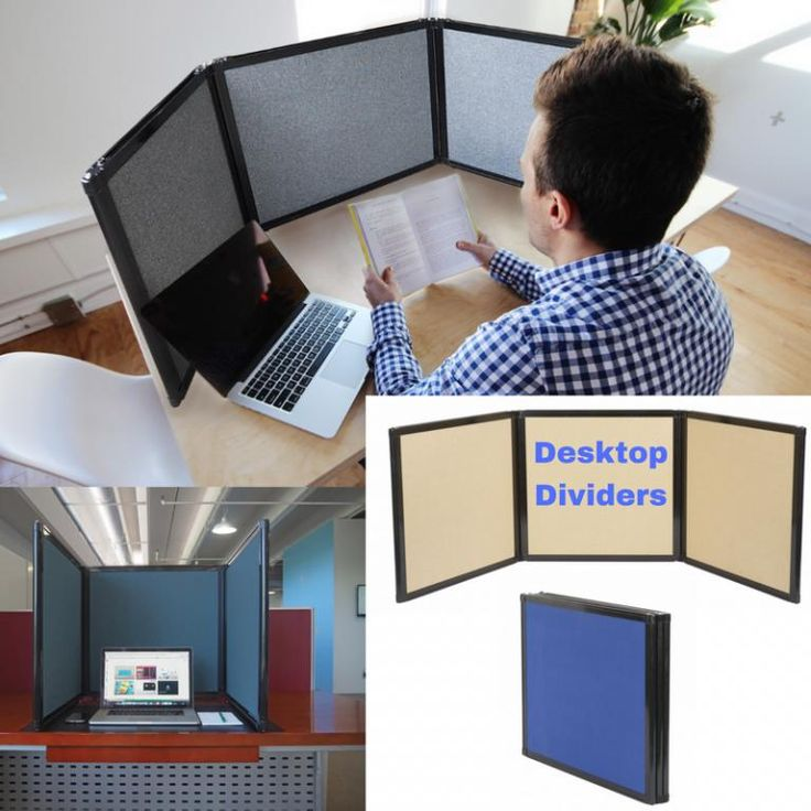 These Desktop Partitions Provide Privacy And Noise Reduction. They Are  Tackable U0026 You Can Choose