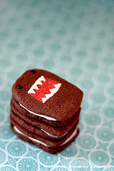 Domo-kun brownies