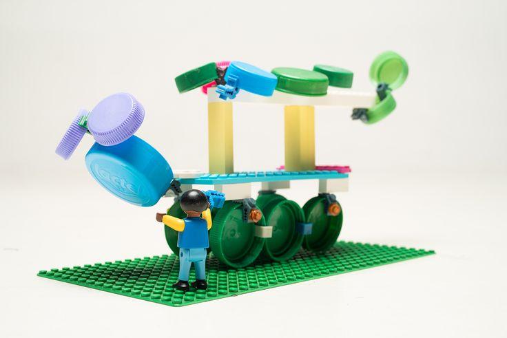 Clip it est compatible avec les produits LEGO !