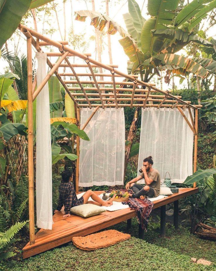 Schlüpfen Sie in dieses ökologische Bambushaus u…