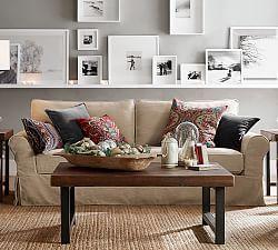 Best 25 Pottery Barn Sofa Ideas On Pinterest Living